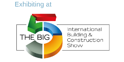 The Big 5. International Building & Construction Show. с 25 по 28 Ноября 2019